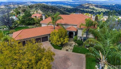 Brentwood, Calabasas, West Hills, Woodland Hills Single Family Home For Sale: 24021 Alder Place