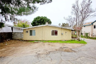 Sylmar Single Family Home For Sale: 13244 Foothill Boulevard