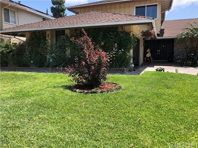 Single Family Home For Sale: 19154 Salt Lake Place