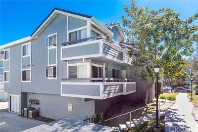 Santa Clarita, Newhall, Saugus, Valencia, Canyon Country Condo/Townhouse Active Under Contract: 20313 Rue Crevier #571