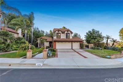 Anaheim Hills Single Family Home For Sale: 5310 E Big Sky Lane