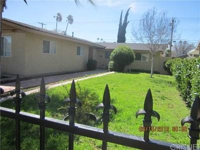 West Hills Single Family Home For Sale: 23914 Vanowen Street