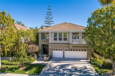 Moorpark Single Family Home For Sale: 4376 Clearwood Road
