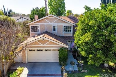 Northridge Single Family Home For Sale: 8613 Zelzah Avenue
