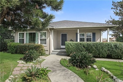 Monrovia Single Family Home For Sale: 630 S 5th Avenue