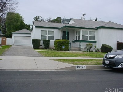 Rental For Rent: 19134 Delano Street
