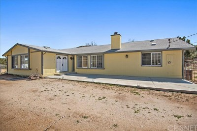 Acton Manufactured Home For Sale: 34517 Peaceful Valley Road