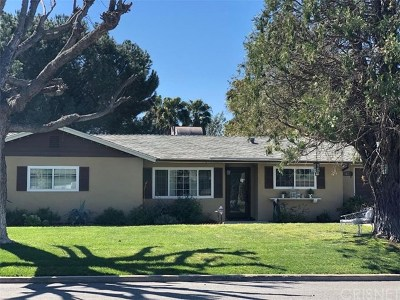 Thousand Oaks Single Family Home For Sale: 612 Calle Jazmin