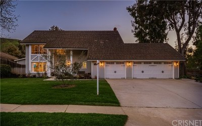 Simi Valley Single Family Home For Sale: 291 Longbranch Road