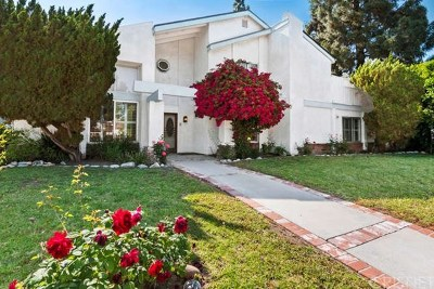 Single Family Home For Sale: 10647 Reseda Boulevard