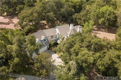 Newhall Single Family Home For Sale: 23566 Neargate Drive