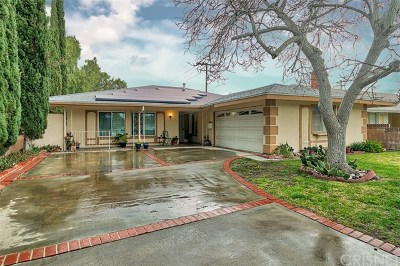 Canyon Country Single Family Home For Sale: 19455 Newhouse Street