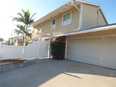 Simi Valley CA Single Family Home For Sale: $850,000