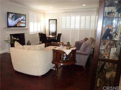 Encino Condo/Townhouse For Sale: 17140 Burbank Boulevard #105