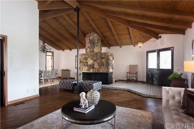Woodland Hills Single Family Home For Sale: 23929 Califa Street