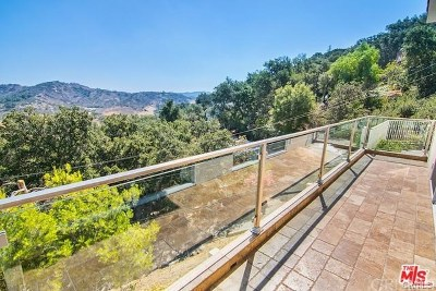 Topanga Single Family Home For Sale: 21975 Canon