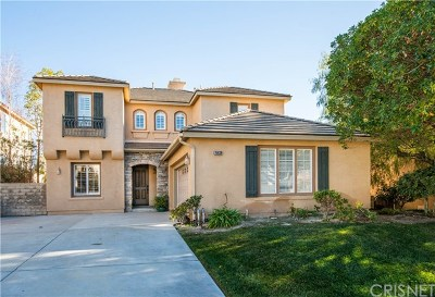 Single Family Home For Sale: 25838 Forsythe Way