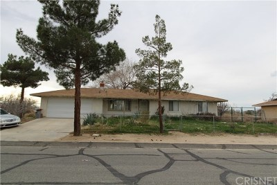Lake Los Angeles Single Family Home For Sale: 38565 154th