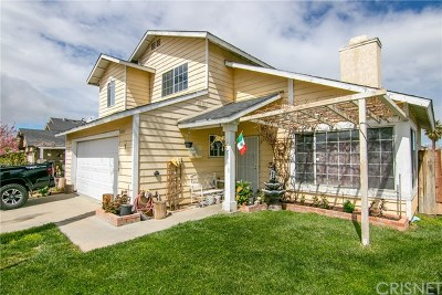 Palmdale Single Family Home For Sale: 4857 Diamond Street