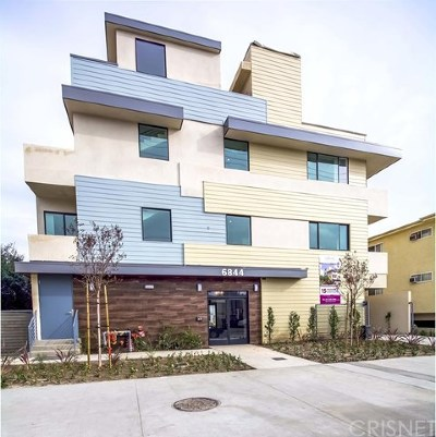 Van Nuys Multi Family Home For Sale: 6842 Woodman Avenue