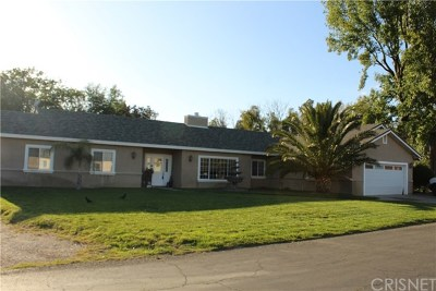Simi Valley Single Family Home Active Under Contract: 4917 Barnard Street