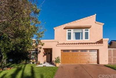 Chatsworth Single Family Home Active Under Contract: 10230 Glade Avenue