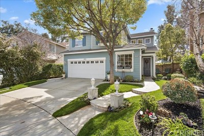 Single Family Home For Sale: 27618 Briarcliff Place