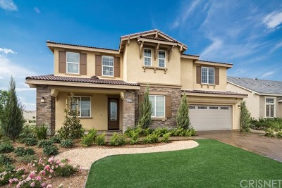 Lancaster, Palmdale Single Family Home For Sale: 4653 Vahan Court