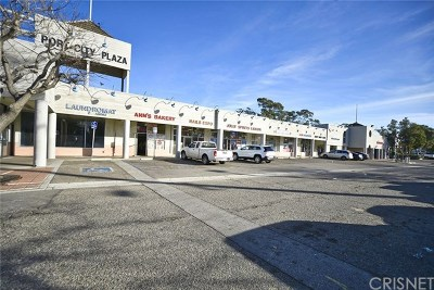 Ventura County Commercial For Sale: 832 N Ventura Road
