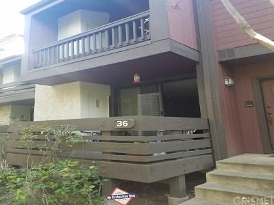 Woodland Hills Condo/Townhouse For Sale: 21931 Burbank Boulevard #36