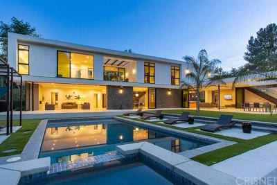 Brentwood, Calabasas, West Hills, Woodland Hills Single Family Home For Sale: 23315 Calvert Street