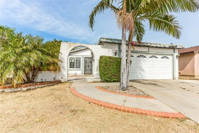 Single Family Home Active Under Contract: 27511 Genil