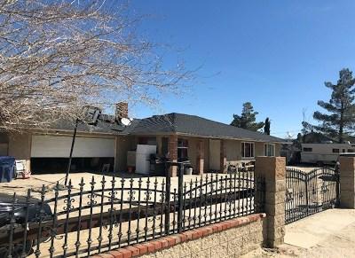Littlerock Single Family Home For Sale: 9755 E Avenue Q12