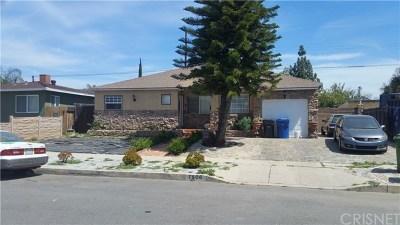 Lake Balboa Single Family Home For Sale: 7506 Ostrom Avenue