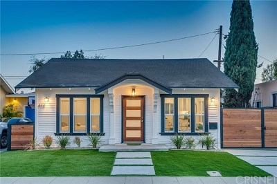Glendale Single Family Home For Sale: 414 W Acacia Avenue