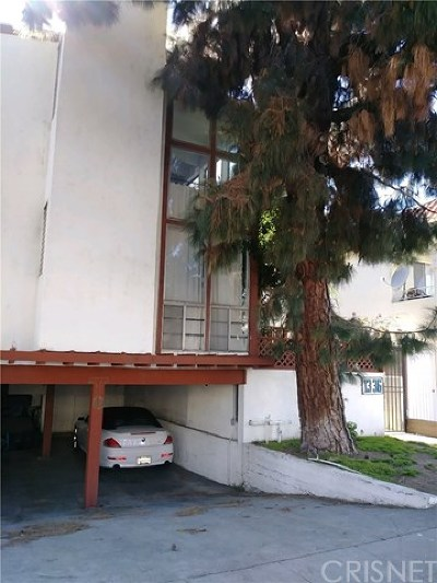 Santa Monica Condo/Townhouse For Sale: 1336 Yale Street #4