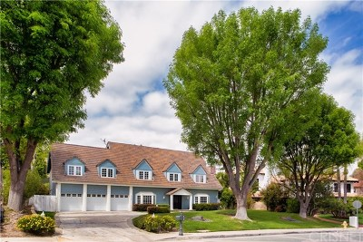 Brentwood, Calabasas, West Hills, Woodland Hills Single Family Home For Sale: 4733 Westchester Drive