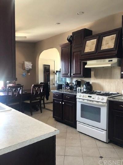 Mojave Single Family Home For Sale: 3471 Carla Avenue