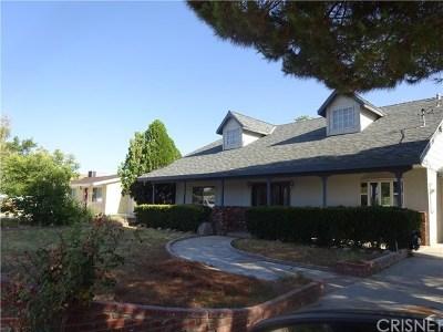 Quartz Hill Single Family Home For Sale: 4044 W Avenue L2
