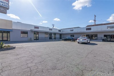 Glendale Commercial For Sale: 616 E Colorado Street