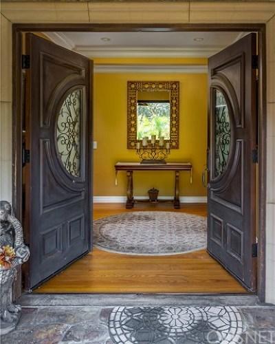 Burbank, Glendale, La Crescenta, Pasadena, Hollywood, Toluca Lake, Studio City, Alta Dena , Los Feliz Single Family Home For Sale: 1915 Calafia Street