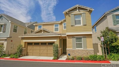 Saugus Single Family Home For Sale: 22049 Windham Way