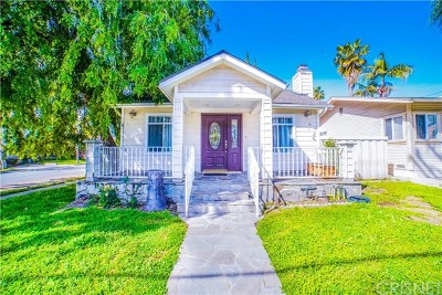 Glendale Single Family Home For Sale: 223 W Stocker Street