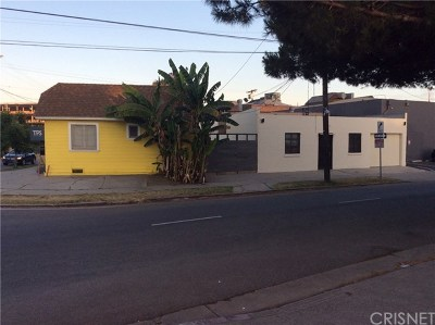 Los Angeles Commercial For Sale: 3373 S Robertson Boulevard S