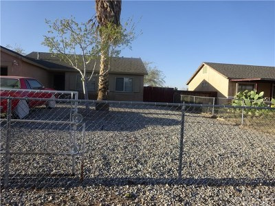 Adelanto Single Family Home For Sale: 10388 Parkview Street