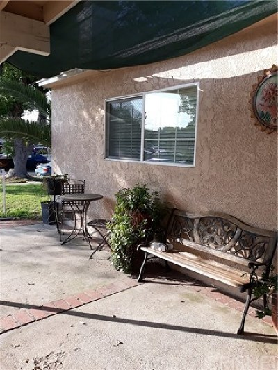 Arleta Single Family Home For Sale: 13840 Bromwich Street