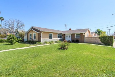 West Hills Single Family Home For Sale: 7400 Kentland Avenue