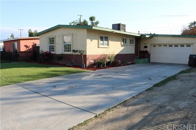 Bakersfield Single Family Home For Sale: 2601 Dore Drive