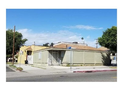 Los Angeles Commercial For Sale: 3061 Wabash Avenue