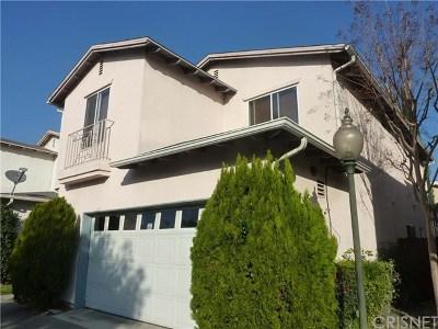 North Hills Condo/Townhouse For Sale: 9300 Burnet Avenue #122